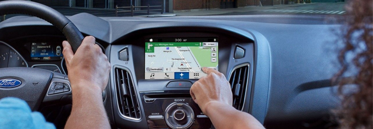 Drive Safely with Ford's SYNC System