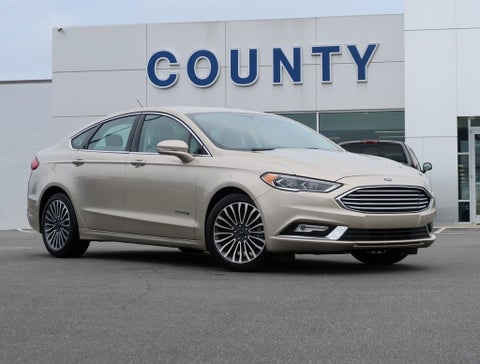 2018 Ford Fusion Hybrid Anium In Graham Nc County