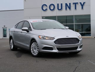 2016 Ford Fusion Hybrid S In Graham Nc County